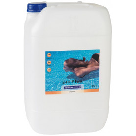 Regolatore pH+ Plus Piscina Astralpool Liquido 20 LT