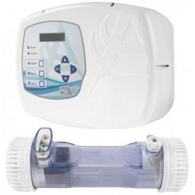 Elettrolisi a Sale Piscina Aqua Salt Standard 50 mc
