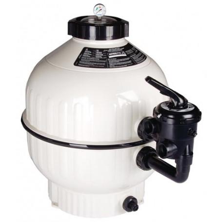 Filtro Piscina Cantabric Laterale da 6 a 30 mc/h Diam. da 400 a 900 - Astralpool
