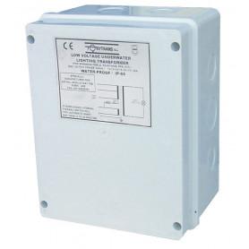 Trasformatore di Sicurezza per Fari Piscina 130 VA - IP-65