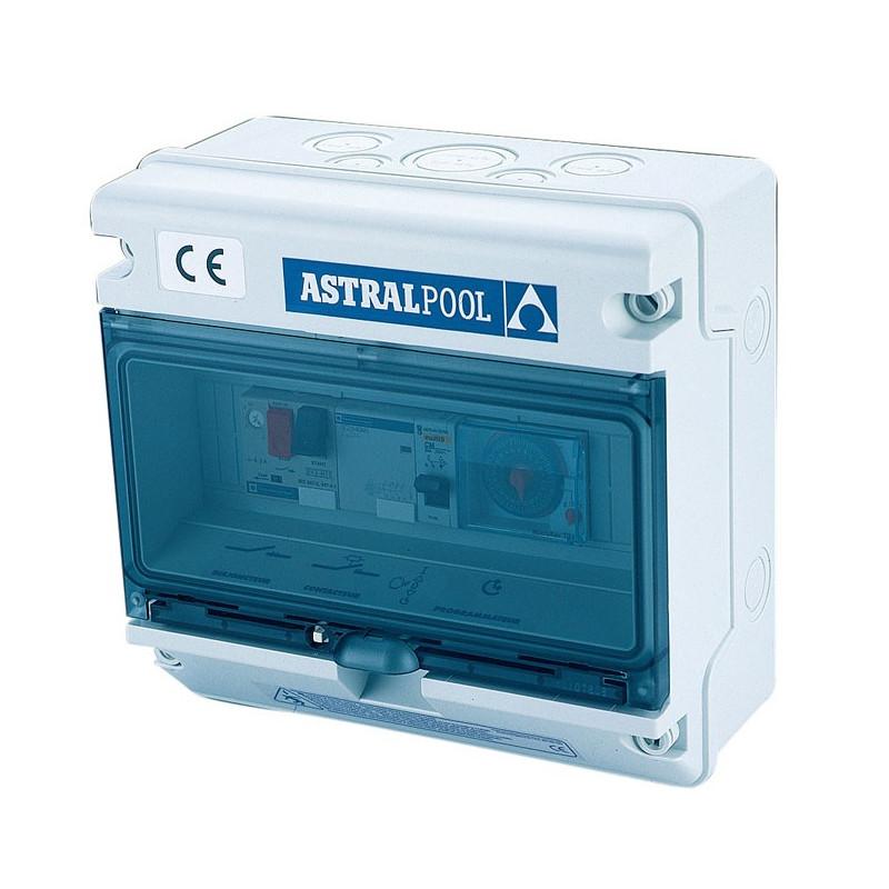Quadro Elettrico Protezione Pompa Piscina - Astralpool