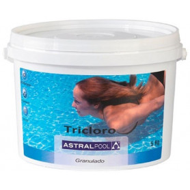 Tricloro Piscina Astralpool 90% Granulare 10 KG