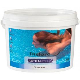 Cloro Piscina Granulare 55% Astralpool 25 Kg