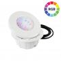Faro Piscina AquaLuxe LED Multicolore AQUA per Piastrelle o Vernice