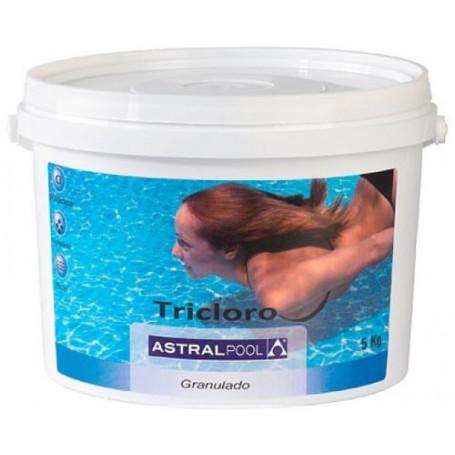 Tricloro Piscina Astralpool 90% Granulare 25 KG