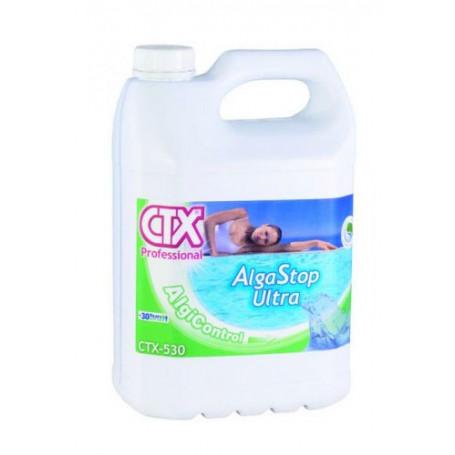 Antialghe Piscina Ultra CTX-530 Liquido 5 Lt