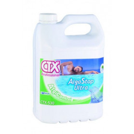 Antialghe Piscina Ultra CTX-530 Liquido 10 Lt