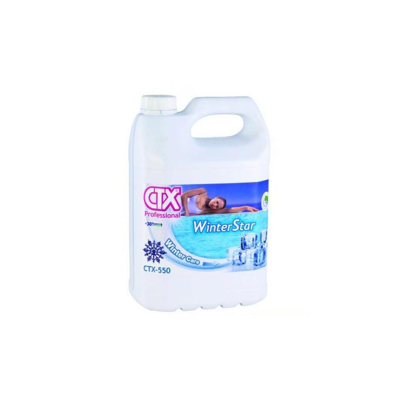 Svernante Piscina Invernale CTX-550 Liquido 10 Lt