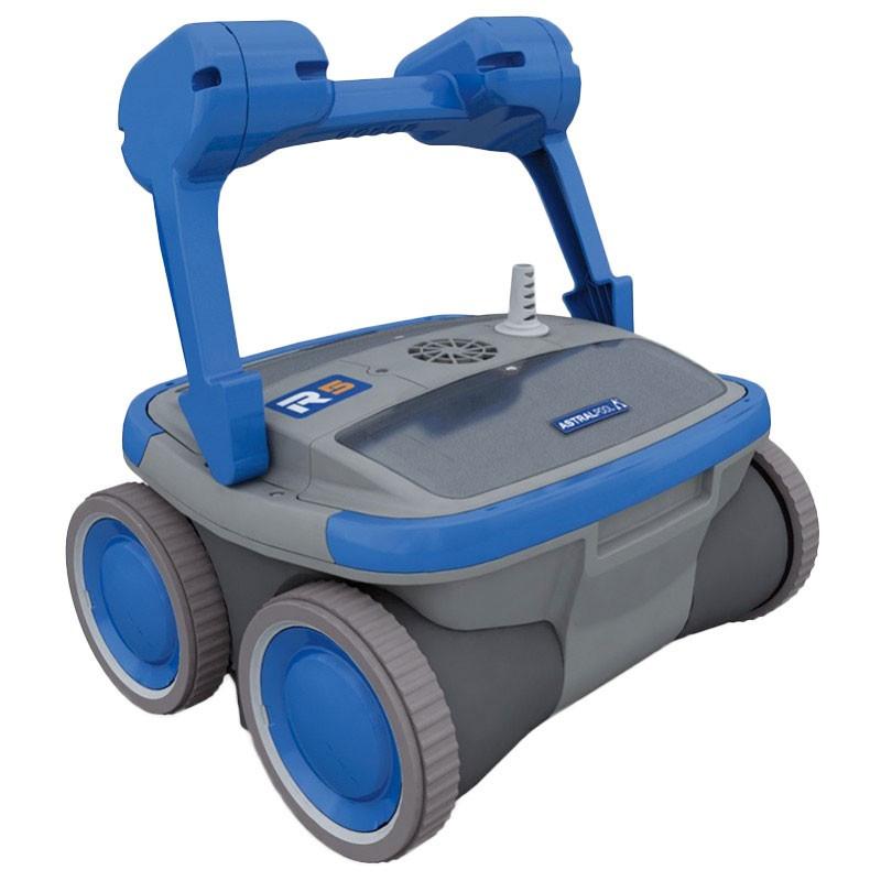 Robot pulitore piscina r5 series 4wd astralpool per fondo - Misuratore ph piscina ...
