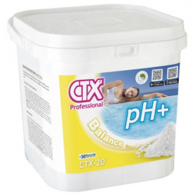 Regolatore pH+ Plus Piscina CTX-20 Granulare 12 KG