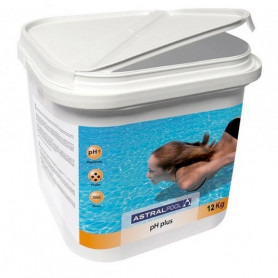 Regolatore pH+ Plus Piscina Astralpool Granulare 10 Kg