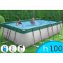 Piscina Fuori Terra Diva 600 - 630 x 245 h 100 mt