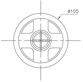 Bocchetta Piscina HD53