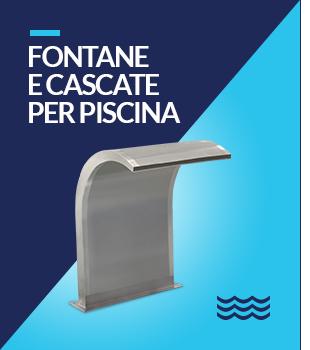 Fontane per Piscina a Cascata