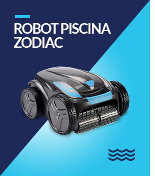 Robot Piscina Zodiac