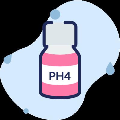 soluzione tampone ph4
