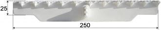 Griglia Curvabile 180 Dimensioni
