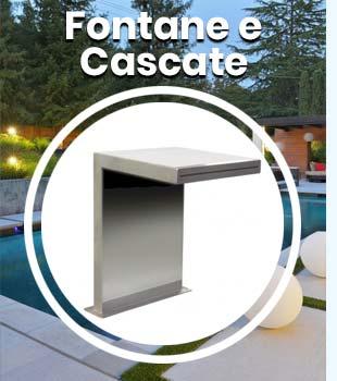 Fontane e Cascate
