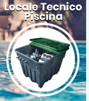 Locale tecnico Piscina