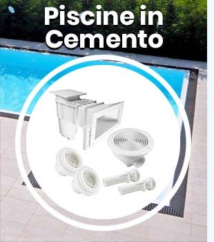 Piscina in cemento armato interrate