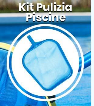 Kit Pulizia Piscine