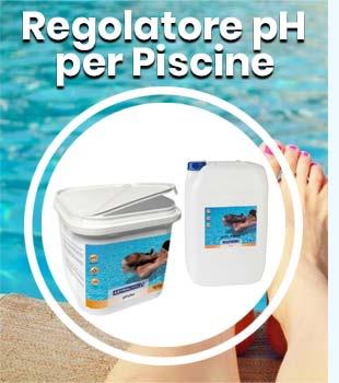 Regolatore ph Piscine