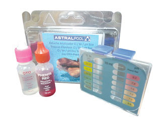 Test kit Eco Astralpool