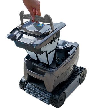 Robot Zodiac Tornax Filtro