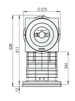 Skimmer Standard 17.5