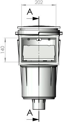 Skimmer Bocca Standard
