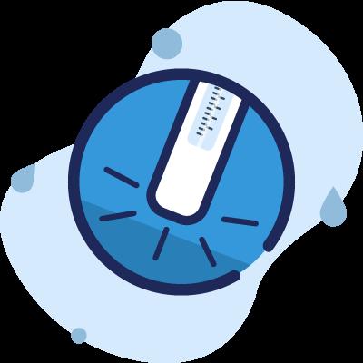 termometro resistente